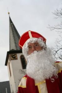 Nikolaus Weihnachtsmann heidelberg mannheim sinsheim